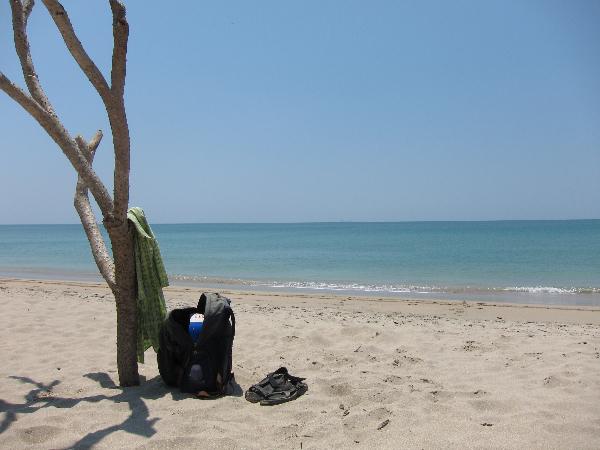 Pláž Koh Lanta - Tomáš Procházka - Impleo - digitální nomád