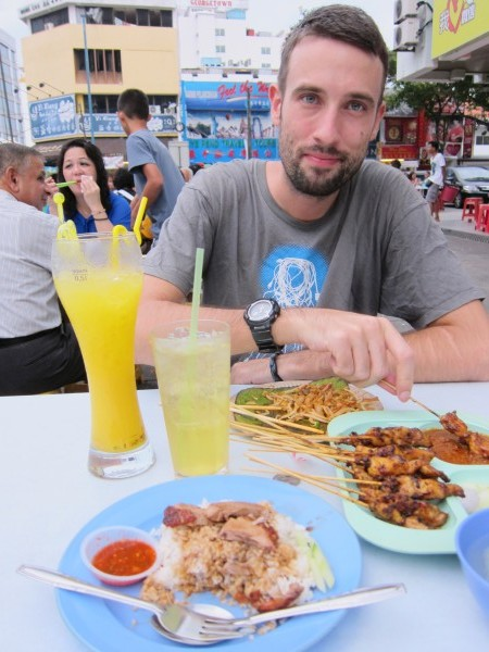 Penang food Tomas Prochazka