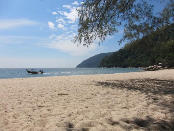 Pantai Kerachut Penang National Park
