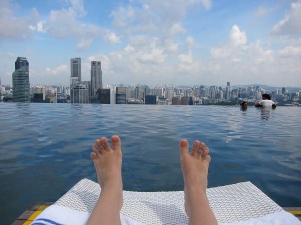 Singapore Singapur Marina Bay Sands