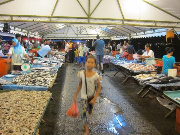 trh market Kota Kinabalu