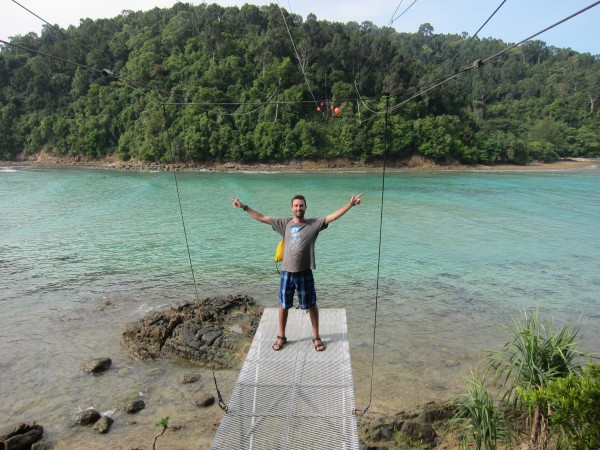 Tomáš Procházka cestovatel Malaysie