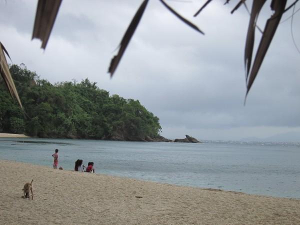 Bulabod Beach dulangan puerto galera