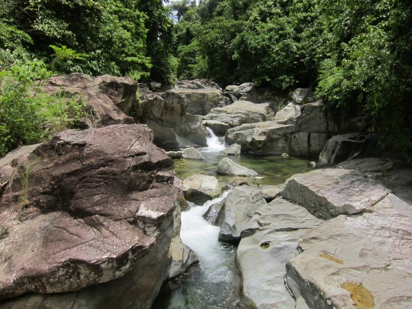 Hidden Paradise Tukuran falls