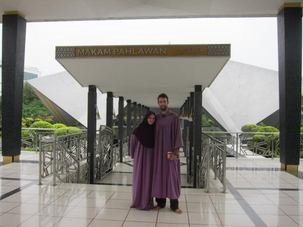 Tomáš procházka Kuala Lumpur