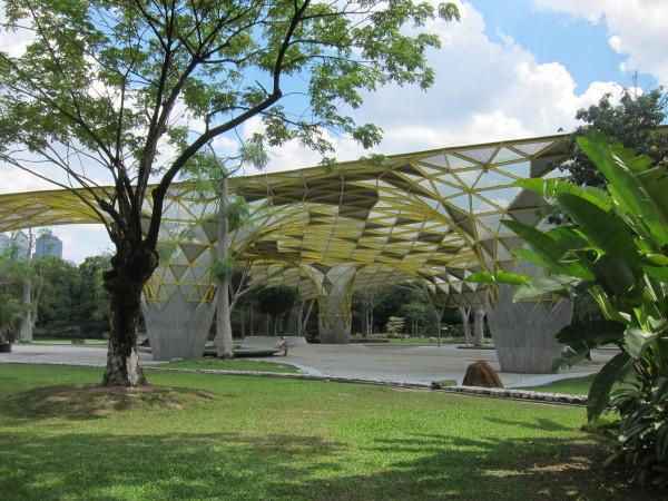 Lake Gardens Kuala Lumpur