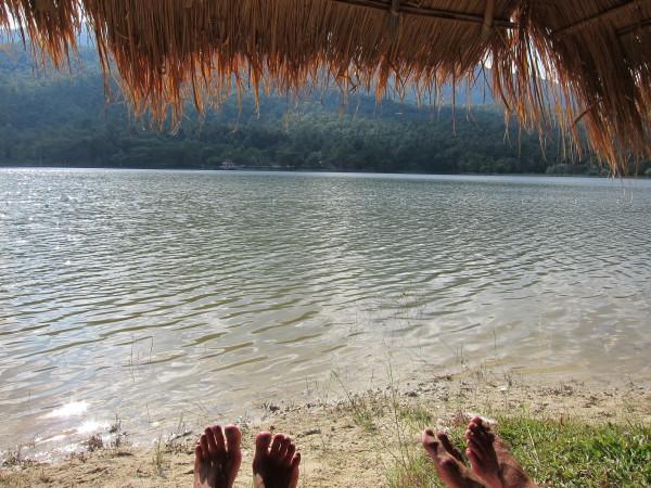 chiang mai jezero Huay Tung Tao